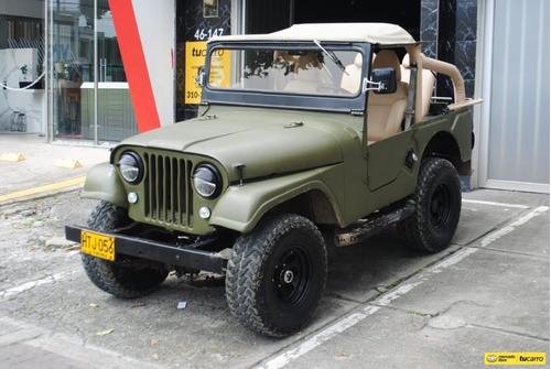 Jeep Willys Cj4 1.6