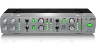 Miniamp Behringer Amp800 Preamplificador De Auriculares