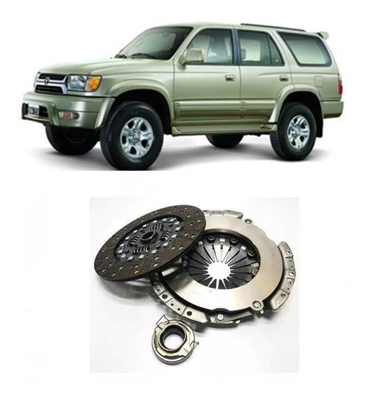 Kit Embreagem Toyota Sw4 3.0 Turbo 1kzt 97/04 Plato Baixo