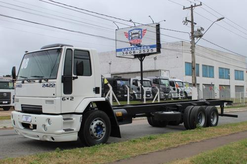 Imagem 1 de 6 de Ford Cargo 2422