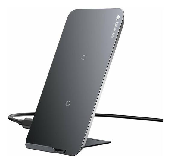 Dock Station Baseus Com Carregador Sem Fio iPhone X 8 10 S9