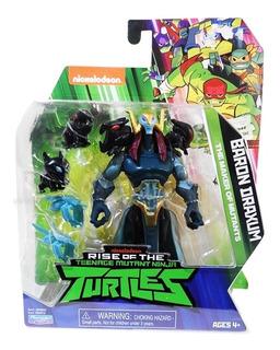 Tortugas Ninja Figura Articulada Original C/accs Jlt 80800