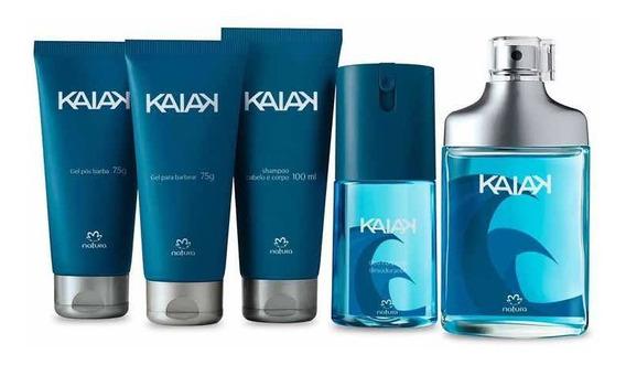 Presente Kaiak Clássico 5 Unidades + Brinde