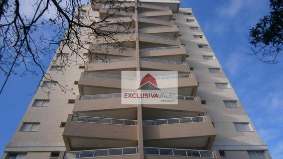 Apartamento Com 2 Dormitórios À Venda, 71 M² Por R$ 385.000 - Jardim São Dimas - São José Dos Campos/sp - Ap2558