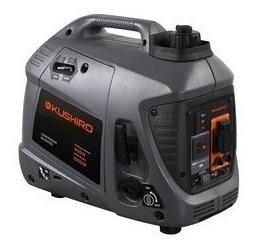 Generador Inverter Kushiro 2200w Monofasico
