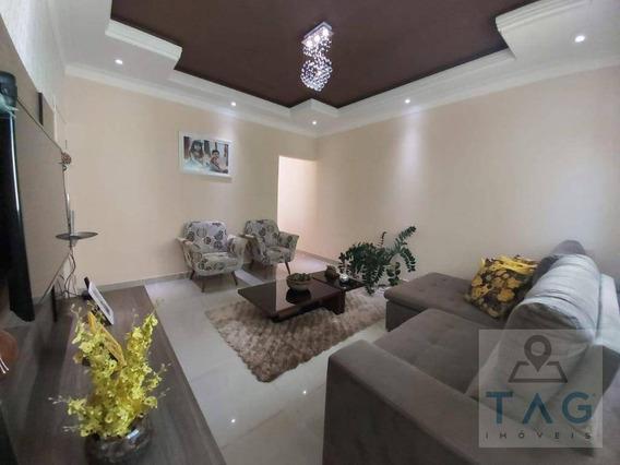 Casa À Venda Com 402 Metros Quadrados Em Limeira - Sp. - Ca0388