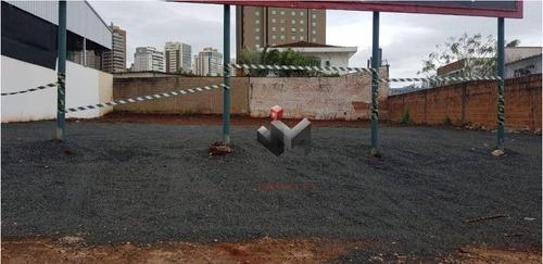 Imagem 1 de 3 de Terreno Para Alugar, 330 M² Por R$ 2.000/mês - Alto Da Boa Vista - Ribeirão Preto/sp - Te0203