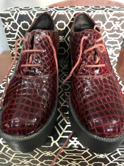 Zapatos Paruolo Talle 39 Oferta!!