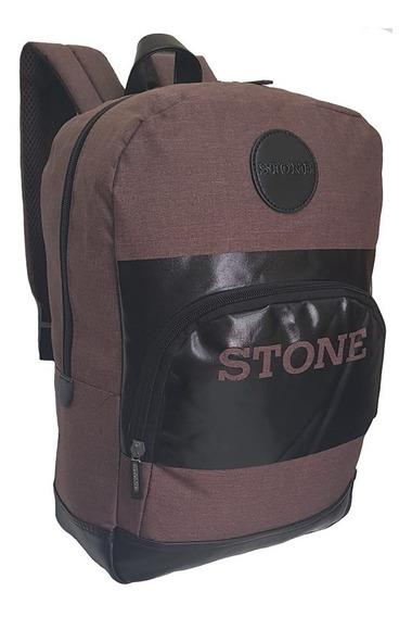 Mochila Portanotebook Stone Mod Noband 100% Original