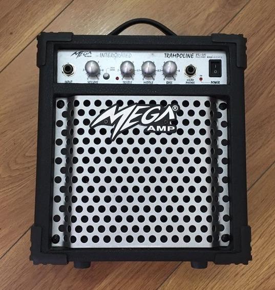 Mega Pl-15 Amplificador 10w Guitarra Barato Frete Gratis 12x