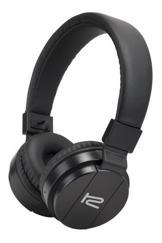 Audifono Con Microfono Klipx Fury Bluetooth Plegable Negro (