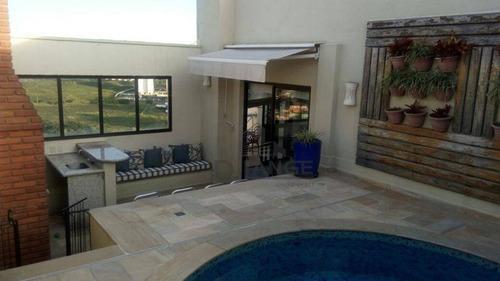 Imagem 1 de 30 de Apartamento Com 4 Dormitórios À Venda, 200 M² Por R$ 1.280.000,00 - Parque Prado - Campinas/sp - Ap18104