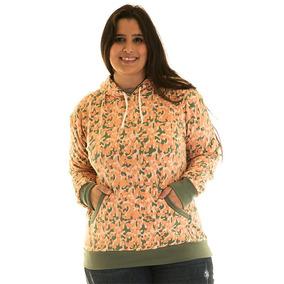Blusão Moletom Canguru Plus Size 36520