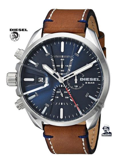 Reloj Diesel Ms9 Chrono Dz4470 En Stock Original Garantia