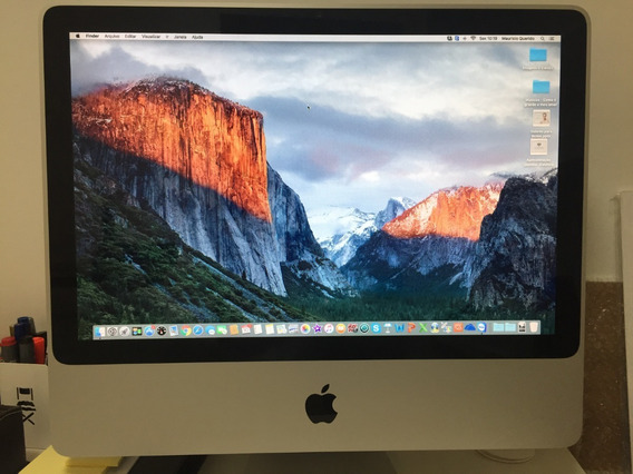 iMac 2008 2,66 Ghz Intel Core 2 Duo 4gb