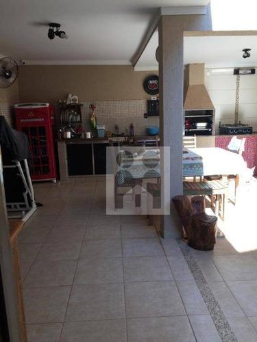 Imagem 1 de 30 de Casa Com Localização Excelente 3 Dormitórios E Suíte À Venda, 150 M² Por R$ 520.000 - Jardim Paulista - Ribeirão Preto/sp - Ca0688