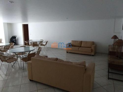 Imagem 1 de 19 de Apartamento Com 02 Quartos, Sendo 01 Suíte - Ap028