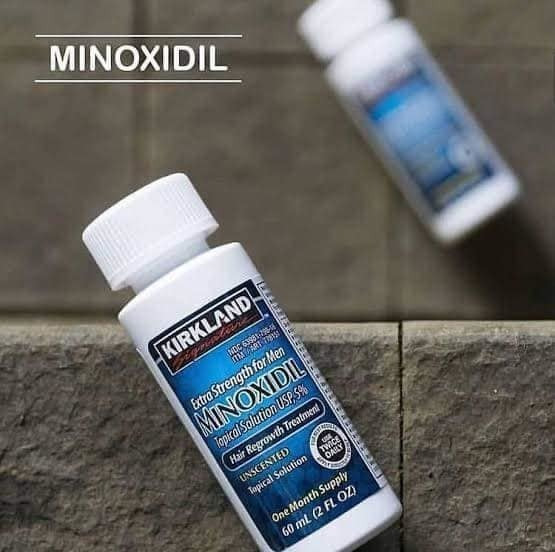 Minoxidil 100% Original Americano