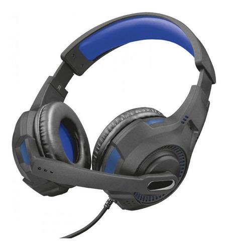 Trust Auricular Microfono Gamer Gxt-307b Ravu Pc Ps4  Cuotas