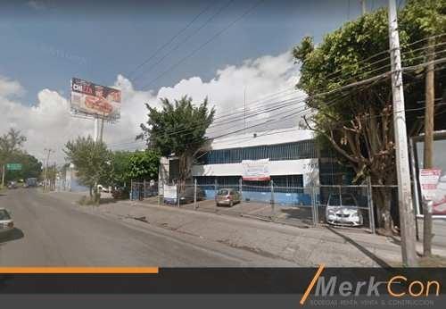 Bodega Renta 1,800 M2 Av Lazaro Cardenas Alamo Industrial Jal Mx