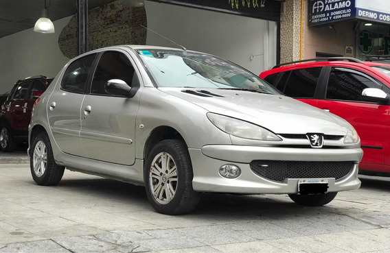 Peugeot 206 1.9 Diesel Xt Premium 2008