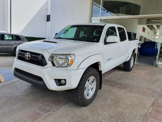 Toyota Tacoma 4x4 2015