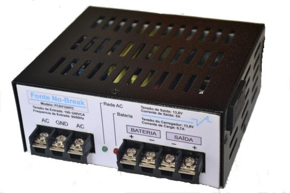 Kit 2 Unidade - Fonte Nobreak Online 13,8v5a+0,7a - 79w