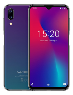 (versión De La Ue) Umidigi One Max Teléfono Móvil 4gb 128gb