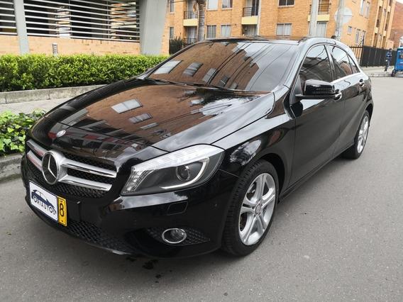 Mercedes-benz A200 1.600 Fe Ct Aut