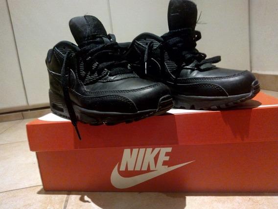 Zapatillas Nike Air Max 90 Negras Originales