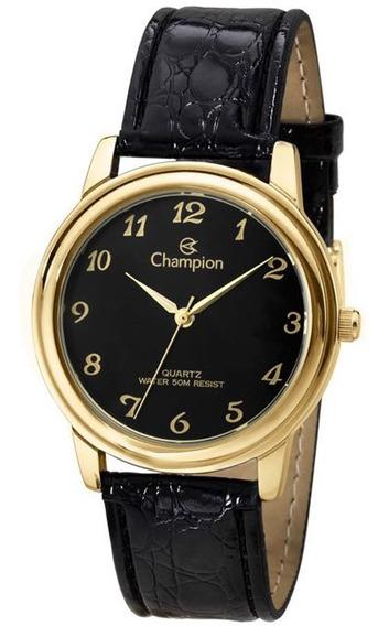 Relógio Champion Unissex Ch22153p C/ Garantia E Nf