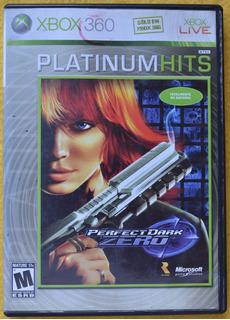 Perfect Dark Zero Xbox 360 Play Magic
