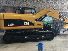 Excavadora 320 D2 2014