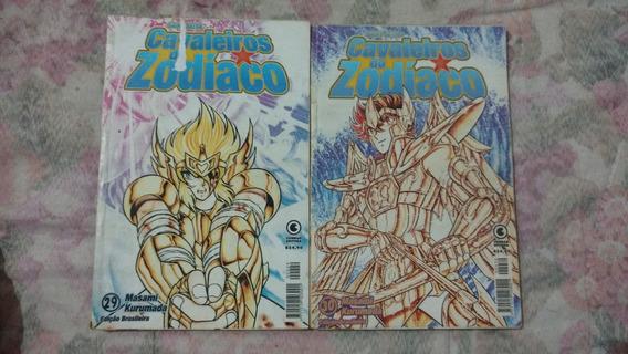 Cavaleiros Do Zodiacos ( Lote 22 Edições)