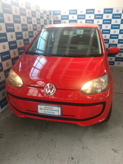 Volkswagen Up Moove Impecalbe Estado Dc #a2