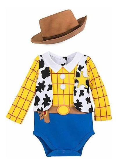 Disfraz Pañalero Woody Toy Story P/ Bebé Disney Store