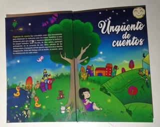 Ungüento De Cuentos, Serie De Relatos Infantiles.