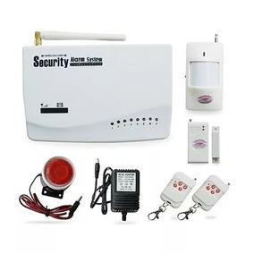 Sistema Alarme Residencial Comercio Sensor