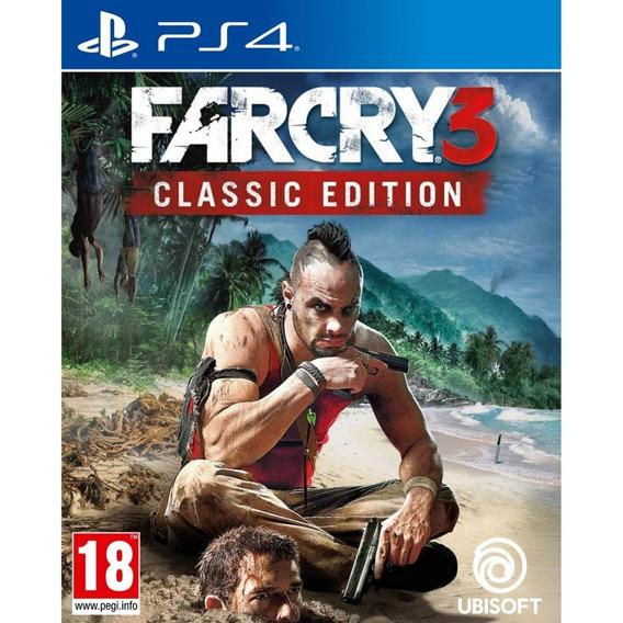 Jogo Far Cry 3 (novo) Ps4