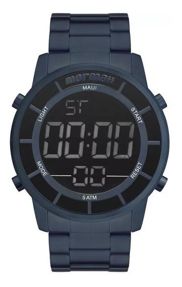 Relógio Mormaii Unissex Digital Azul - Mobj3463dd/4a