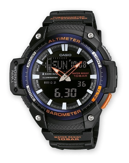 Reloj Casio Sgw450 H2ber Outgear