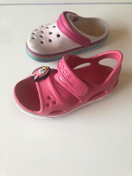 Sandalias Tipo Crocs