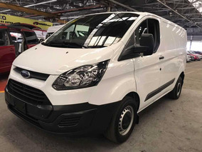 Ford Transit Custom Van Corta Techo Bajo Ac 2016