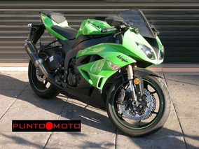 Kawasaki Zx 6 Ninja !! Puntomoto !! 4642-3380 / 15-27089671