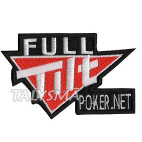 Patch P/ Camiseta Blusa Camisa Site Full Tilt Poker Dv80473
