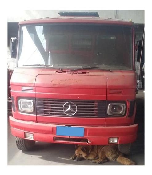 Vendo Ou Troco Mercedes 608 Ano 72