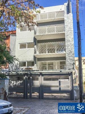 Pinto 4700 - Departamento 2 Ambientes. Balcon Terraza Con Parrilla. Baño Y Toilette. 5 Cocheras.