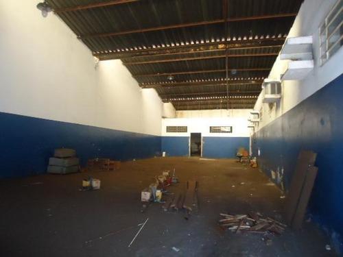 Salão Comercial Em Avenida - Sl0221