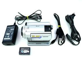 Câmera Handycam Sony Dcr-sr40