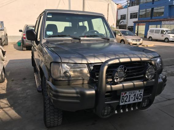 Hyundai Galloper Ii - 4x4 Petrolero